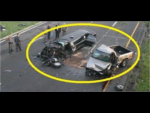 20 Dead In Upstate New York Crash Involving Limousine Youtube