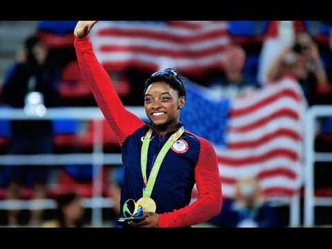 Simone Biles to Compete on Dancing With The Stars