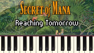 Reaching Tomorrow - Secret of Mana [Synthesia]
