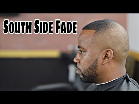 How To Do A South Side Fade Texas Haircut Youtube