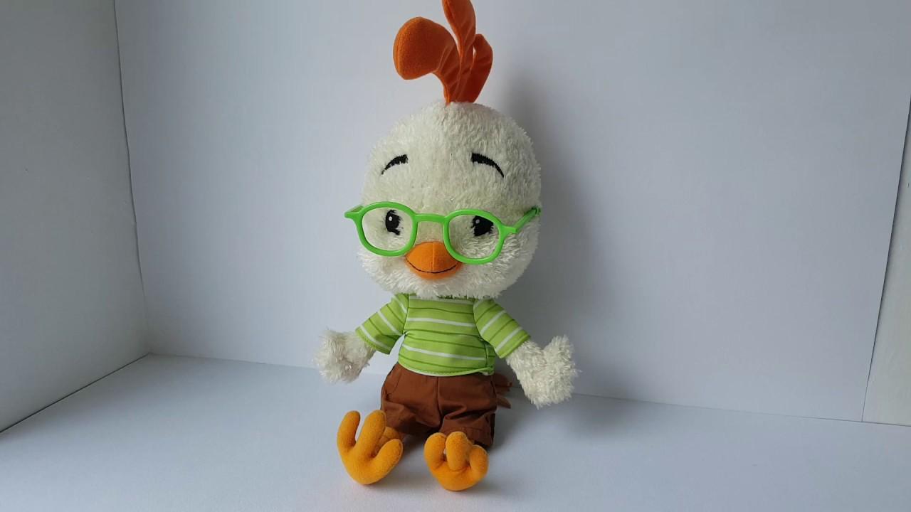 peluche chicken little