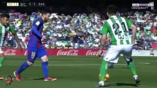 اهداف مباراة برشلونة وريال بيتيس 1-1 شاشة كاملة (الدوري الاسباني)29-01-2017-HD