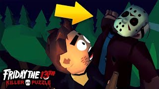 ПЯТНИЦА 13 И ДЖЕЙСОН ВУРХИЗ НА ТЕЛЕФОНЕ! - Friday the 13th: Killer Puzzle