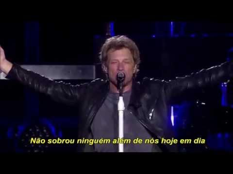 Bon Jovi - These Days - Legendado HD