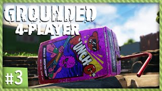 Unlimited JUICE! - Grounded #3 (Multiplayer Gameplay)