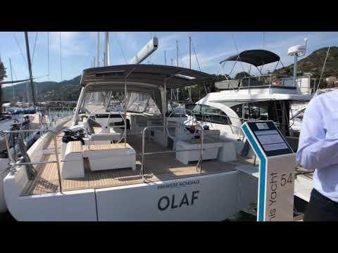 New Beneteau Oceanis Yacht 54, soon on Yachting Art Channel