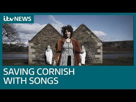 Welsh Singer Gwenno's New Album Is Written Entirely In The Cornish | ITV News
