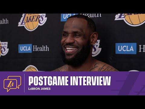 Lakers Postgame: LeBron James (2/28/21)