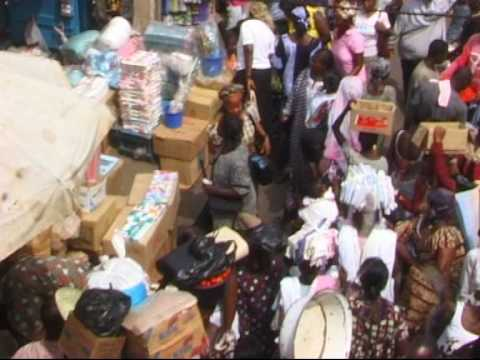 Market Day in Kumasi