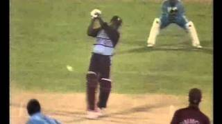 1994 WILLS WORLD SERIES 'FINAL' India v West Indies short highlights