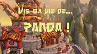 WORLD of WARCRAFT Vis Ma Vie De Panda #103 Bataille de Lordaeron (feat. Erik) | WoW  BFA FR