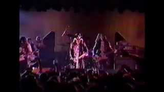 MINISTRY Live @ Mammoth Convention Center, Denver Colorado, December 17, 1992: PSALM 69 TOUR