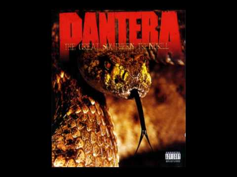 Pantera  Drag the Waters