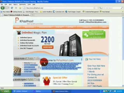 PkfFastHost Cheapest Hosting