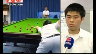 首屆校際英式桌球賽 - 香港扶幼會許仲繩紀念學校訪問