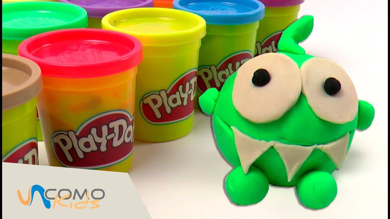 Haciendo figuras con plastilina - Plastilina Play …