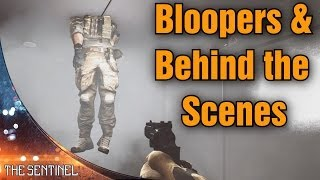 Bloopers & Behind the Scenes! - Battlefield 4 Epic 64 Man Basejump