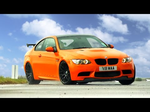 Vicki Loves The BMW M3 GTS #TBT - Fifth Gear