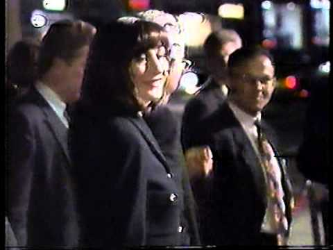 The Addams Family Premiere Party 1991 Youtube