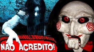 10 FILMES DE TERROR COM FINAIS INACREDITÁVEIS!