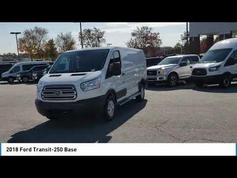 2018 Ford Transit-250 2018 Ford Transit-250 PJKB47962