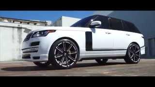 Тюнинг Range Rover от MC Customs