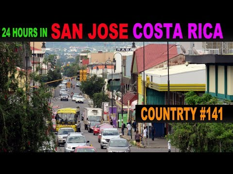 A Tourist's Guide to San Jose, Costa Rica