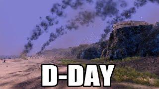 Omaha Beach, D-Day - Ultimate Epic Battle Simulator