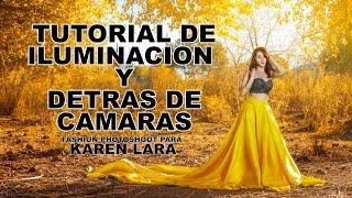 Fashion Photoshoot para Karen Lara y la Revista Chihuahua Expres