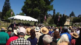2014 05 26 11 09 28 Mt View Cemetary memorial day  speeches