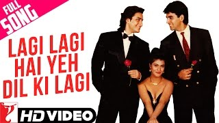 ► subscribe now: https://goo.gl/xs3mry 🔔 stay updated! feel the passion of love with song 'lagi lagi hai yeh dil ki lagi' from 'yeh dillagi'. watch full ...