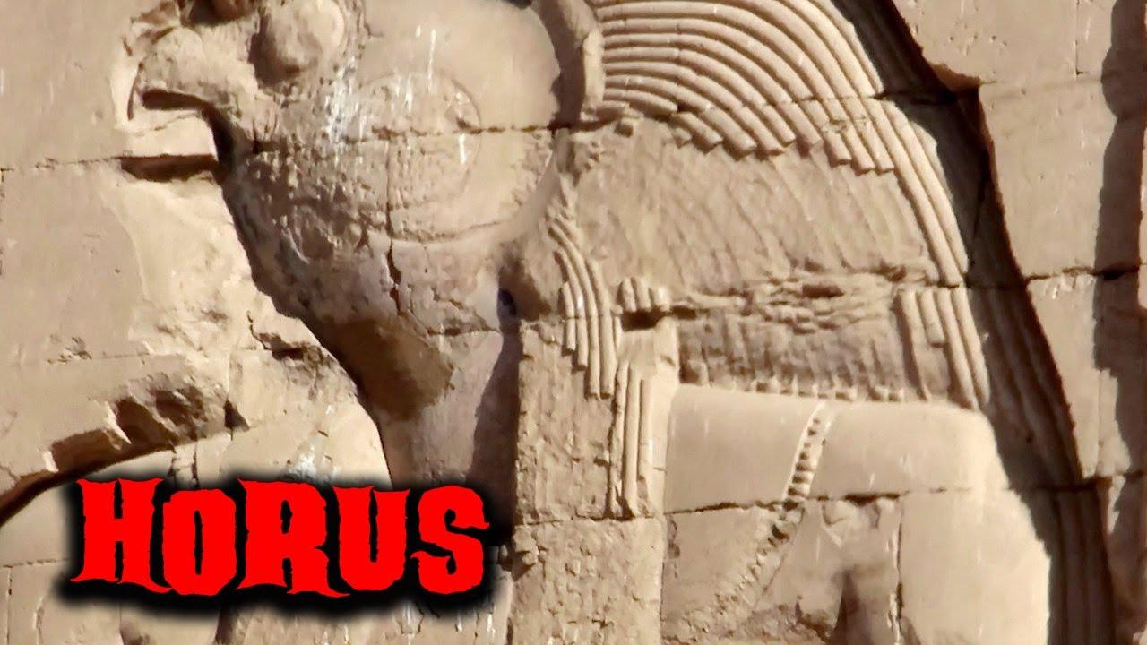 Horus - Il dio falco dell'antico Egitto