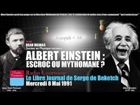 L'Escroquerie d'Einstein sur la Relativité de Poincaré