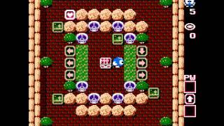 NES Longplay [380] Adventures of Lolo
