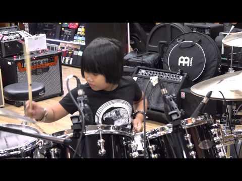 Nightmare - Drum Cover By Nguyễn Trọng Nhân - Avenged Sevenfold