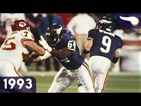 Chiefs vs. Vikings (Week 17, 1993) Classic Highlights