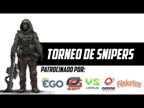 Final Torneo Nacional de Snipers | Cuarta Edición