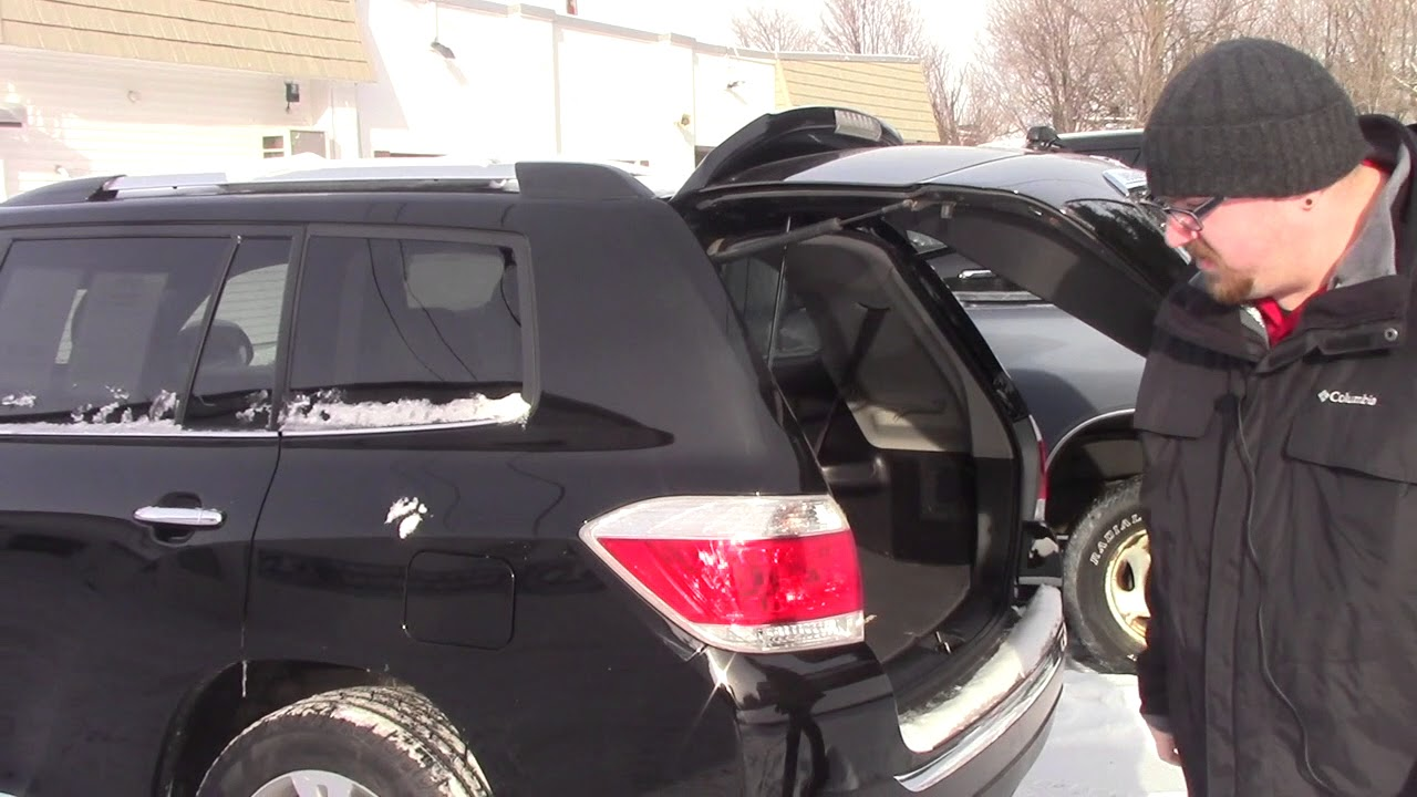 2012 Toyota Highlander For Jeff From Nick At Handy S