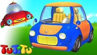 TuTiTu (ТуТиТу) Игрушки | Автомобиль
