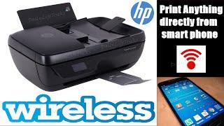 hp deskjet ink advantage 3835 printer setup unboxing 1