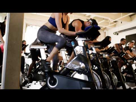 Meet the New Spinner® Chrono™ Power Bike by Precor