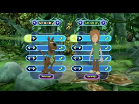 Scooby Doo And The Spooky Swamp Wii Ds And Playstation 2 Youtube