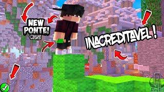 Nova Ponte Do Minecraft LegenBridge | Minecraft PE 15.10