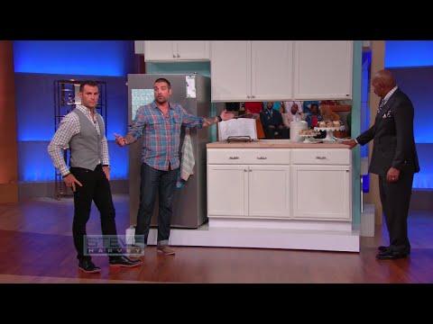 Three easy ways to upgrade your kitchen || STEVE HARVEY