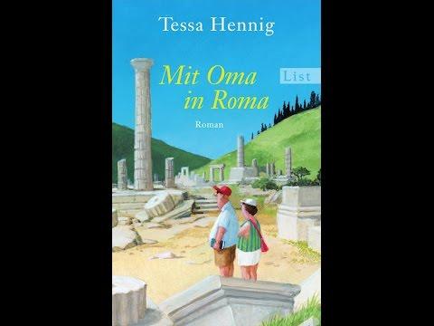 Mit Oma in Roma YouTube Hörbuch Trailer auf Deutsch