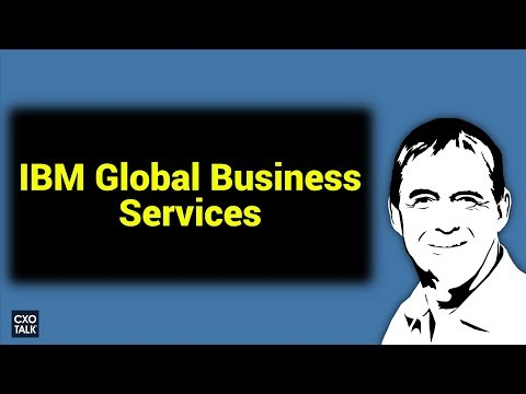 Digital Transformation and IBM Global Business Services with