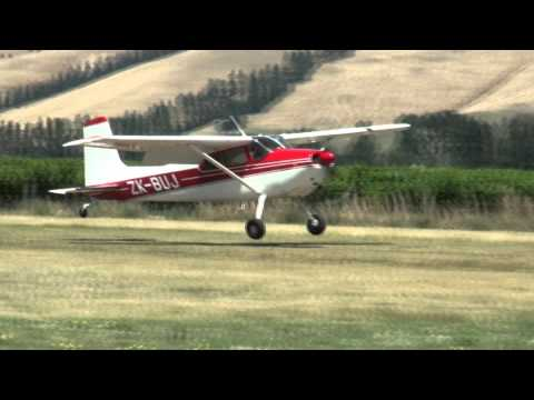Healthy Bastards  Cessna, Maules