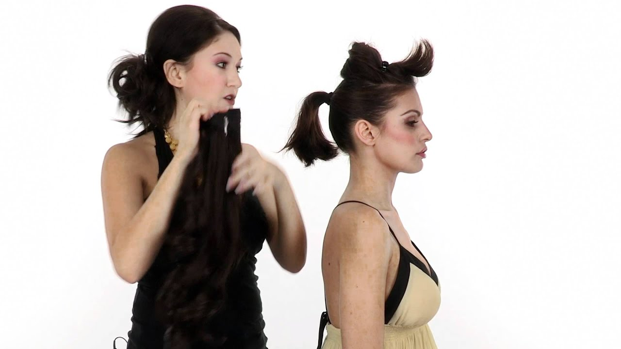 23 Wrap Around Pony By Hairdo E Live From The Red Carpet