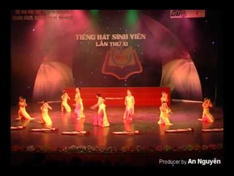 Tiếng hát Sinh viên 11-Múa Sóng Cầm Thu-ĐHVH HN.wmv