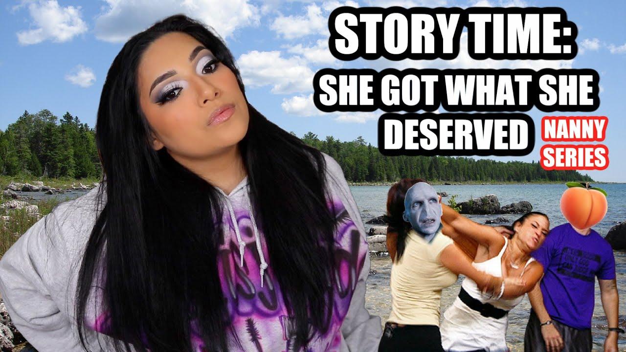 STORY TIME: I HAD TO HURT HER | NANNY SERIES - ALEXISJAYDA